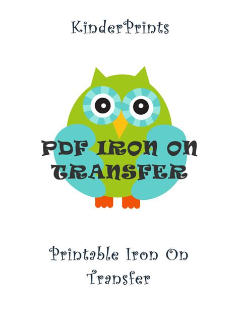 how to use printable iron on transfers items similar to printable pdf iron on transfer design for