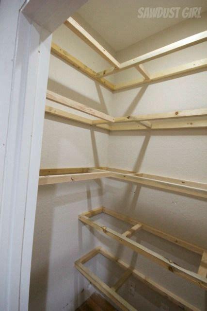 build corner floating shelves home basement