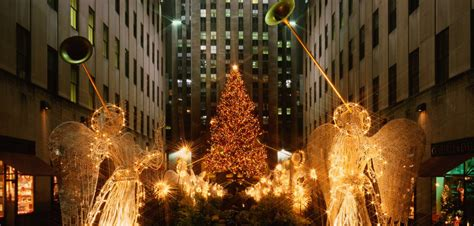the amazing history of the rockefeller center christmas