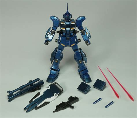 Hguc Pale Rider Ground Heavy Equipment Type review gunpla expo limited hguc 1 144 pale rider ground heavy equipment type hades mode