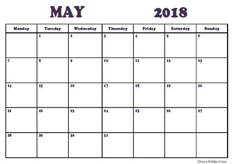printable calendar editable 2018 printable may 2018 calendar editable