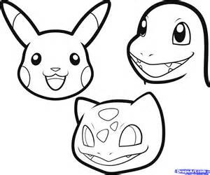 To draw pokemon easy step by step pokemon characters anime draw