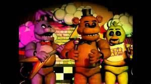 Freddy fazbear s pizza band performance youtube