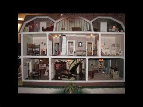 home made doll houses my big handmade dollhouse youtube