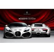 Bugatti Venom Concept By Volado Design Widescreen Exotic Car Picture