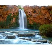 ARIZONA  USA Havasu Waterfall