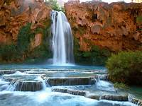 Havasu Waterfalls Are Heaven On Earth As You Can See If There Was
