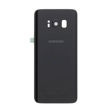 samsung galaxy s8 back cover black