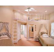Pink Is A Popular Choice For Most Girls' And Teenagers' Rooms