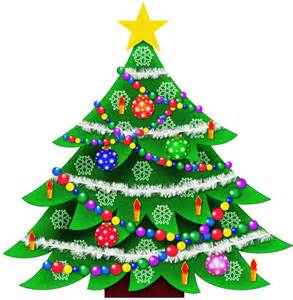 Art happy holidays 2 christmas tree clip art happy holidays