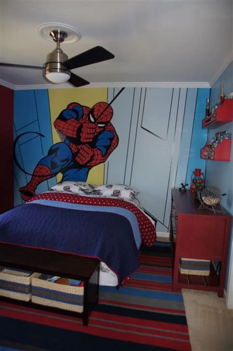 spiderman bedroom pottery barn kids spiderman boys bedroom memes