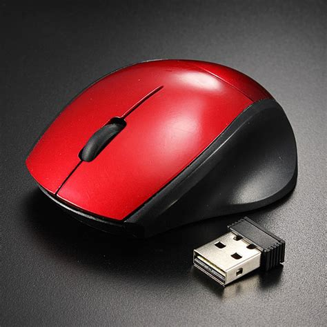 Promotion Price Brand New Usb Laptop Computer Mouse Wired - best price 2 4ghz mice optical mouse cordless usb receiver