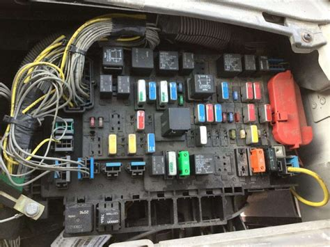 2006 Freightliner Columbia 120 Fuse Box For Sale Spencer