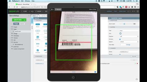 barcode reader app for android build a mobile app with barcode scanner in 5 minutes