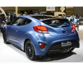 Hyundai Veloster 0 To 60 2017 Hyundai Veloster Turbo Can Be A Athletic Edition In