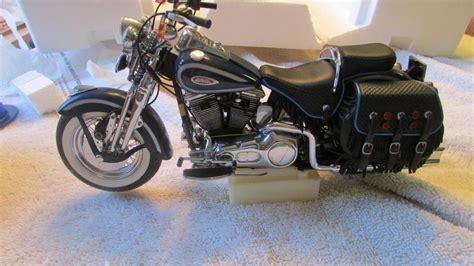 Franklin Mint Harley Davidson 1 10 franklin mint harley davidson blue heritage softail springer die cast 1 10 ebay