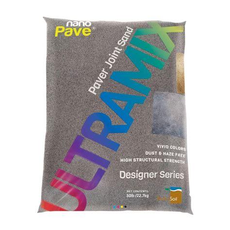 technisoil ultramix designer series 50 lb charcoal paver
