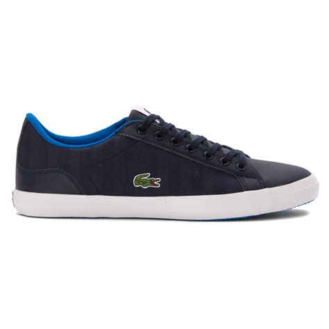 lacoste athletic shoes lacoste s lerond snm athletic shoes lc 9640193