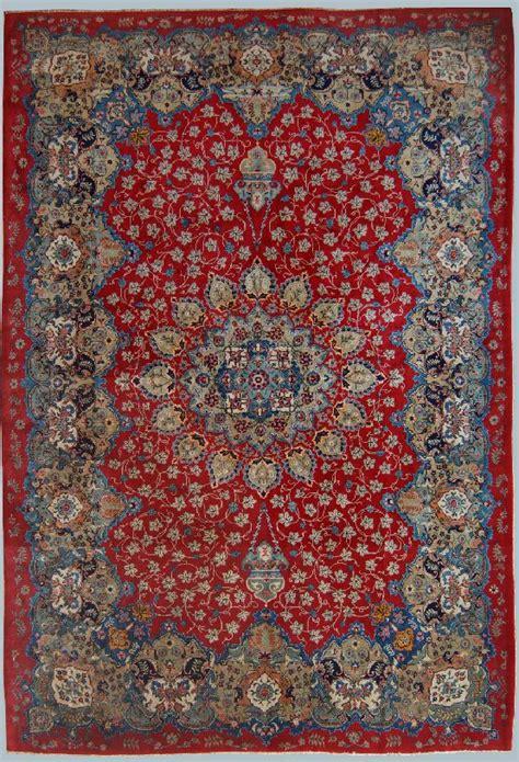tappeto kirman kirman oversize quot fuori misura quot ma anche superdecorato