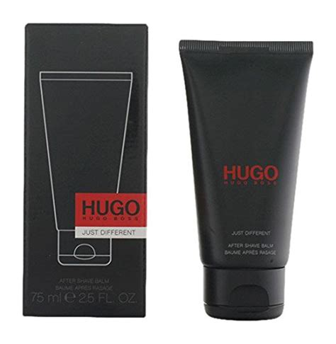 gel hugo homme hugo just different 2017
