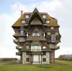 Interesting House Designs by Surreal And Weird Houses Designs Using Photo Montage