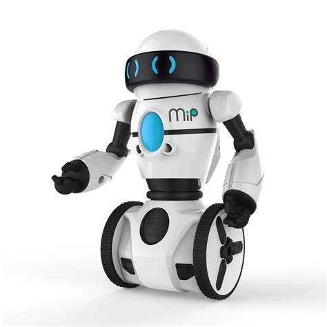 WowWee MiP   Self Balancing Robot   The Green Head