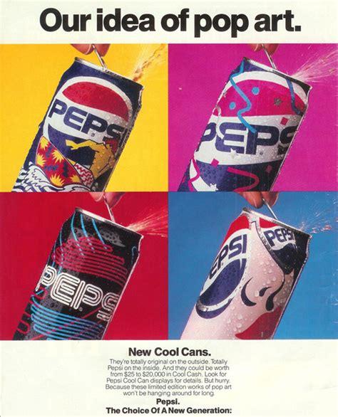 1990s design pepsi cool cans signalnoise com