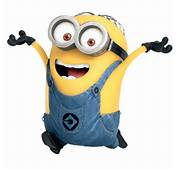 Minion Happy Transparent PNG  StickPNG