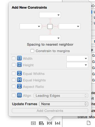 autolayout xcode 7 autolayout xcode 7 add trailing leading top bottom