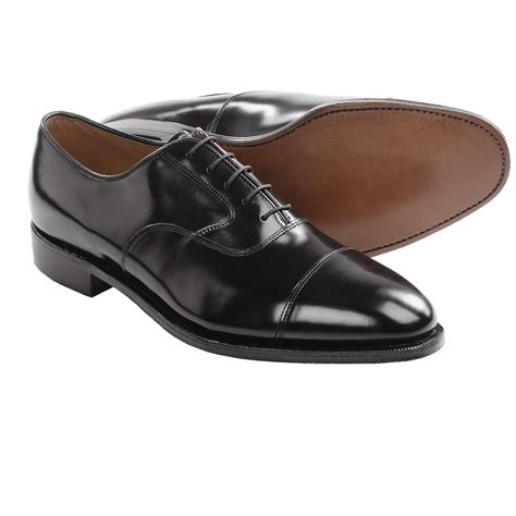 toe shoes for johnston murphy adler cap toe shoes for 6720k