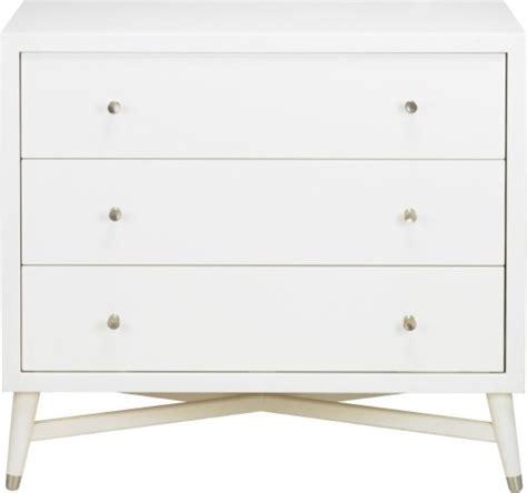 White Mid Century Dresser by Mid Century Dresser White Modern Dressers
