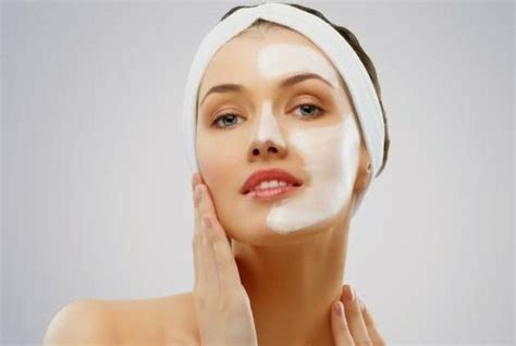 maschere per il viso fatte in casa contro i brufoli maschere viso nutrienti fatte in casa