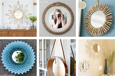 mirror decoration at home diy mirror d 233 cor ideas that will blow your mind