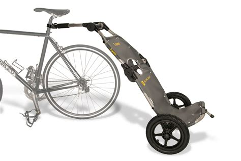 bike trailer travoy bike trailer folding bike cargo trailer