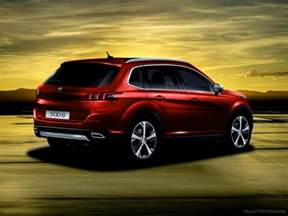 Peugeot Crossover Review Peugeot 3008 Crossover 2016 Best Midsize Suv