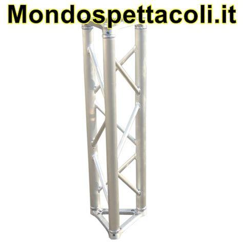tralicci alluminio t30 traliccio in alluminio sezione triangolare da 29 cm