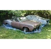 1967 67 Chevelle Malibu Convertible Restoration Project
