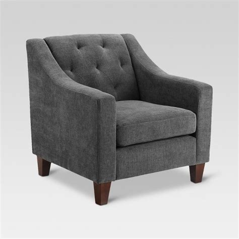 target chairs felton tufted chair threshold target