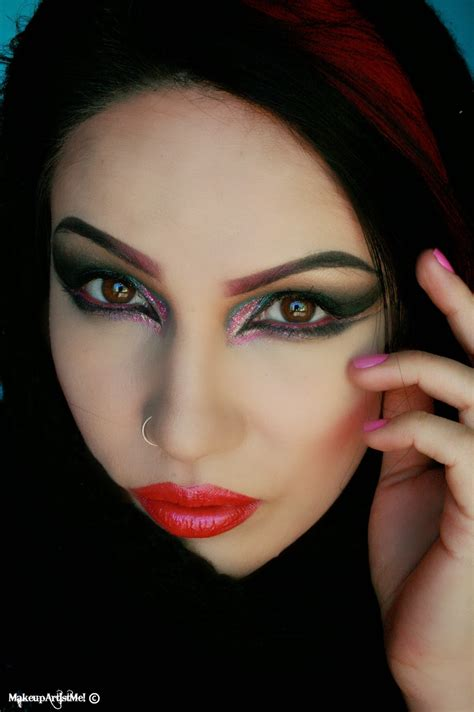 tutorial makeup artist make up artist me arabic drama makeup tutorial