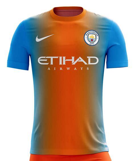 kit city manchester city football kit 16 17 on behance