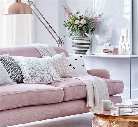pink and grey living room decor meliving f70348cd30d3