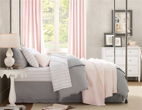 pink and gray bedroom wt do u think nersian s