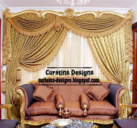 Luxury Drapes And Curtains Luxury Drapes Curtain Design For Living Room Italy