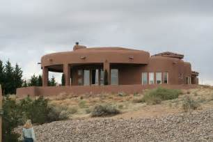 panoramio photo of adobe style home albuquerque