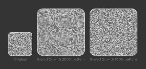 photoshop pattern overlay scale scale patterns to 100 photoshop script