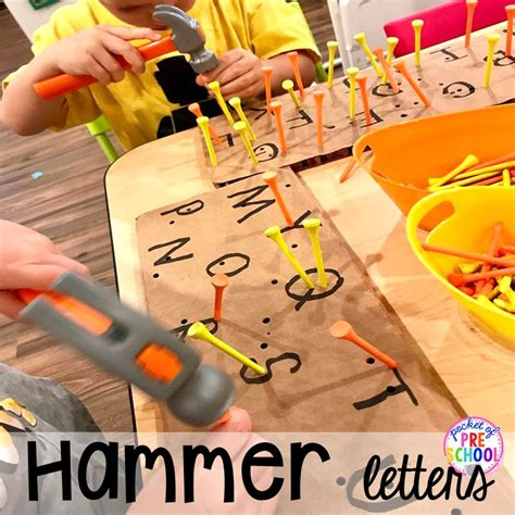 diy construction activities  toddlers  hand picked