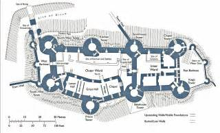 beaumaris castle floor plan file conwy castle plan jpg wikimedia commons