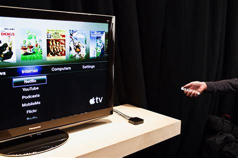 apple tv box best buy best buy explains its leaked apple hdtv survey wired
