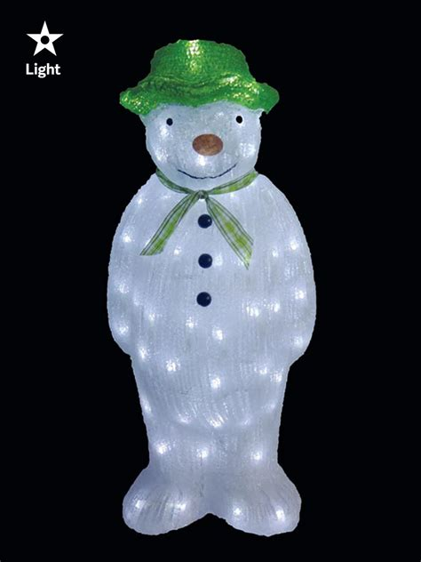 outdoor light up snowman light up snowman outdoor decoration