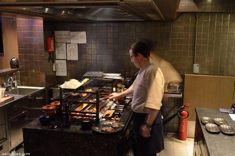 SAKESAN  Robatayakibar  exuberant robata grill and bar in